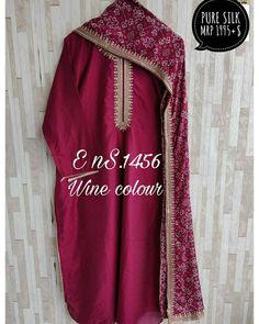 Kurta Designs, Pure Silk, Pure Products, Suits, Instagram Posts, Beautiful, Color, Dresses, Vestidos