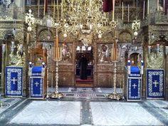 Mt. Athos, Holy Mountain, Halkidiki, Macedonia, Greece-Ι Μ Χιλιανδαρίου Άγιο Όρος.