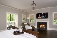 Clawson Architects Projects - traditional - bedroom - new york - Clawson Architects, LLC