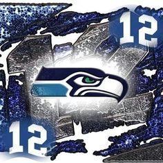 Blue Friday! Go Seahawks! @Erin Stockdill Seahawks  @Premera Blue Cross Blue Cross