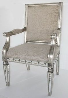 Glamorous furniture and design ideas - mirror furniture - mirrored furniture armchair.jpg