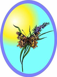 Brown & Yellow Butterfly with a Purple Flower - Vinyl Stained Glass Film, Static Cling Window Decal by Window Art in Vinyl Etchings. $7.95. Advanced UV protection insures material will not discolor or damage glass.. Many standard sizes are available. No additional charge for custom sizes.. Clear static-cling vinyl decal effortlessly attaches to glass without the need for any adhesive.. Vinyl decal material and ink are safe for outdoor or indoor use.. Simple to remo...
