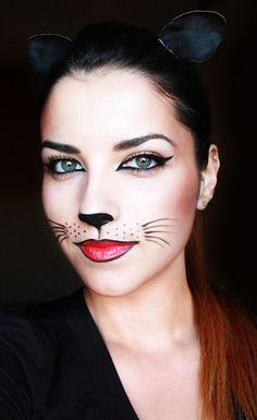 Animal Halloween Makeup Ideas