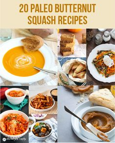 20 Paleo Butternut Squash Recipes (Squash Recipes Soup)