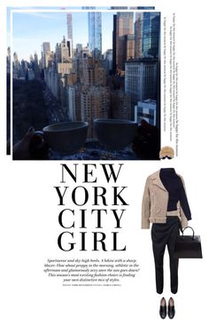 """""""[NYC g i r l]"""" by furhious ❤ liked on Polyvore featuring Acne Studios, Wildfox, J.W. Anderson, Zara, Ann Demeulemeester, H&M and wintersunnies"""