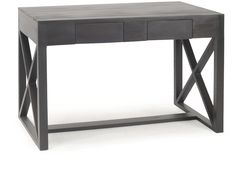 "MADAME X DESK | Dimensions 30""H X 48""W X 30""D 
