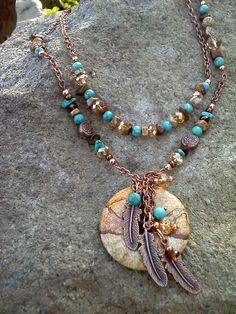 New Pennie Wrapped Western Jewelry
