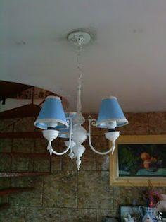 luminária renovada