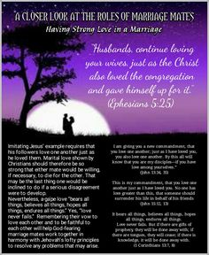 John 15 12, Love Your Wife, Ephesians 5, Jehovah S Witnesses, Strong Love, Your Word, My Father, Bible Quotes, Christ