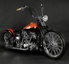 ... for Two tone harley davidson bike chopper harley davidson motorcycles