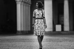 Verticals lines  #lilycorall #art #verticalline #fashion Black&white