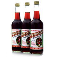 Rhöntropfen Meininger Magenbitter Kräuterlikör 3 Flaschen a 0,7l 35 % Likör