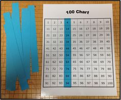 Free Hundred Chart and 10 Ways to Use It - Playdough To Plato