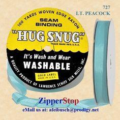 Hug Snug Seam Binding 100-yds Roll