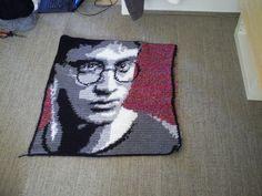 Harry Potter Blanket Square by Maintje.deviantart.com on @DeviantArt