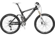 2012 Scott Genius 20 Bike, Russell  Crowe's preferred ride