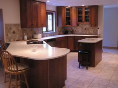 Browse through our gallery of images of maple cabinets available through Kitchen Express, Inc. Let us know how we can transform your kitchen, schedule a free consultation. Kitchen Express, Maple Cabinets, New Homes, Furniture, Ideas, Home Decor, Decoration Home, Room Decor, Home Furnishings