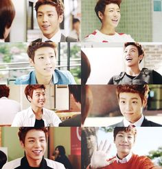 Lee Hyun Woo-oppa looked SO good in To The Beautiful You! <3 <3 <3