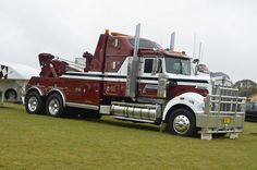 Kenworth, Freestone Towing, Bathurst Tow Truck, Trucks, Rigs, American, Car, Wedges, Automobile, Truck, Autos