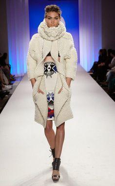 knitGrandeur: The Future of Fashion-FIT 2014 Knitwear
