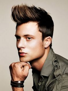 Awesome 5 Best Men's Hairstyles for Thick Hair 2015