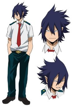 I don't know about you guys but he's adorable! Boku Academia, Boko No Hero Academia, Hero Academia Characters, My Hero Academia Manga, Anime Characters, Me Me Me Anime, Anime Guys, Noragami, Tamaki