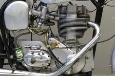 BSA Goldie 350