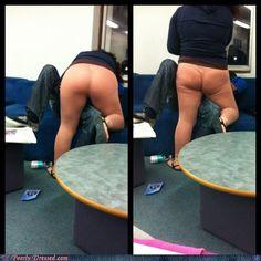 """""""Nude stretch pants"""". God help us."""