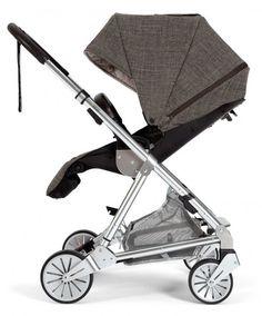 Mamas & Papas Urbo2 Stroller - Chestnut Tweed