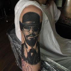 Healed Django: Danmolloytattooer