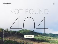 Daily UI challenge #008 — 404 page by Alexander Cafa