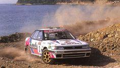 San Remo 1990 - Alén Markku - Kivimäki Ilkka icon Subaru Legacy RS