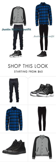 """""""Bad boy"""" by melnguyenace on Polyvore featuring Yves Saint Laurent, NIKE, Volcom, Gucci, Converse, L.L.Bean, men's fashion and menswear"""