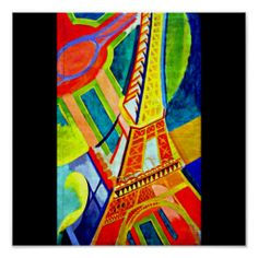 Shop Poster-Classic/Vintage-Robert Delaunay 15 Poster created by lovearthouse. Personalize it with photos & text or purchase as is! Robert Delaunay, Sonia Delaunay, Paris Art, Custom Posters, Art Posters, Stunning Photography, Fine Art Photo, Love Art, Postcard Size