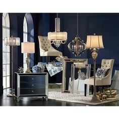 """Ellisia 19 3/4"""" Wide Crystal Chandelier - #4J443   Lamps Plus"""