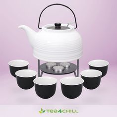 Tee Set, Kettle, Kitchen Appliances, Tableware, Stainless Steel, Corning Glass, Tea Pots, Diy Kitchen Appliances, Tea Pot
