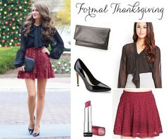 Look Festive and Fashionable with These Thanksgiving Outfit Ideas | thegoodstuff