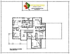 Wild Magnolia Acres Upper Level Floor #KCHomeDesign #NewConstruction #CustomDesign #Architecture #ArtisanHome #Artisan #DreamBig #Design #ArtisanDesign