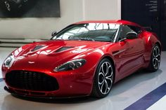 The 2012 Aston Martin V12 Zagato ....