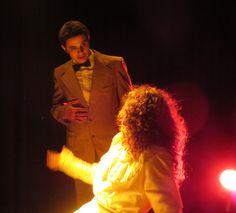 Lorca y Mujer