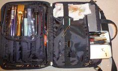 Jo REIMER: The Traveling Artist, my tool kit
