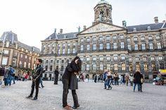 Romantische Love Shoot in Amsterdam, Verlovingsshoot, Engagement shoot, Pre-wedding shoot, fotoshoot, photoshoot
