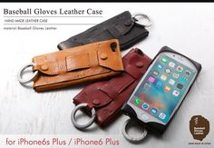 1枚革を使ったiPhone 6s Plus/6 Plus用ケース | Deff Corporation