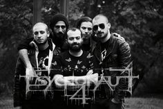 Psychonaut 4 -- a band from Tbilisi, Georgia