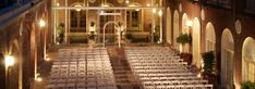 Magnolia hotel - this is where we will have our ceremony