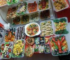 ミニチュア❤お総菜やさん #ミニチュア #ドールハウス #フェイクスイーツ #スペイン #スイーツデコ #ランチ #バイキング #洋食 #レストラン #ミニチュアフード #デパ地下 #洋食お総菜 #食品サンプル #ジオラマ #模型 #miniature #doll #crafts #japon #JAPAN #miniatures #lunch #restaurant #cafe