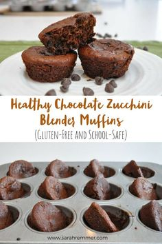 YOUR WHOLE FAMILY WILL LOVE THESE NUTRIENT-PACKED, DELICIOUS  MUFFINS! Now that I have two kids in school, I'm always on the lookout for school-safe recipes for snacks that are actually nutritious--the kind that I can feel good about sending, and that my kids will actually enjoy! More important
