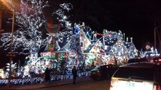 Best Christmas House Light Show 2013 [AMAZING christmas Outdoors Decorations] Queens NY Best christmas outdoor decorations in New York] AMAZING! Christmas Ho...