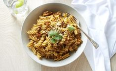 Lamb and Barley Bolognaise with Instant Pot