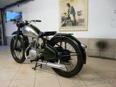 ČZ 125t  r.v.1947 - 1